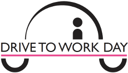 Logo for Drive to Work Day