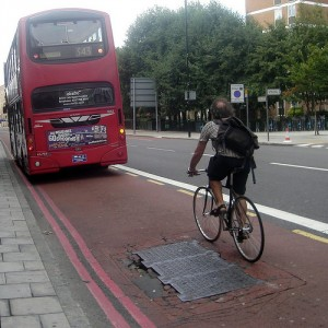 cyclinginbuslane